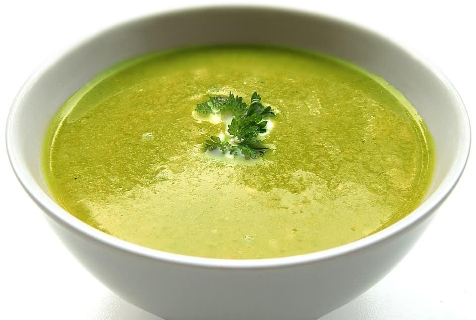 preparar sopa